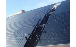 Thermodynamic Solar Panels