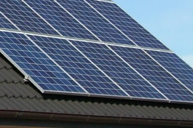 Solar Power in Grimsby