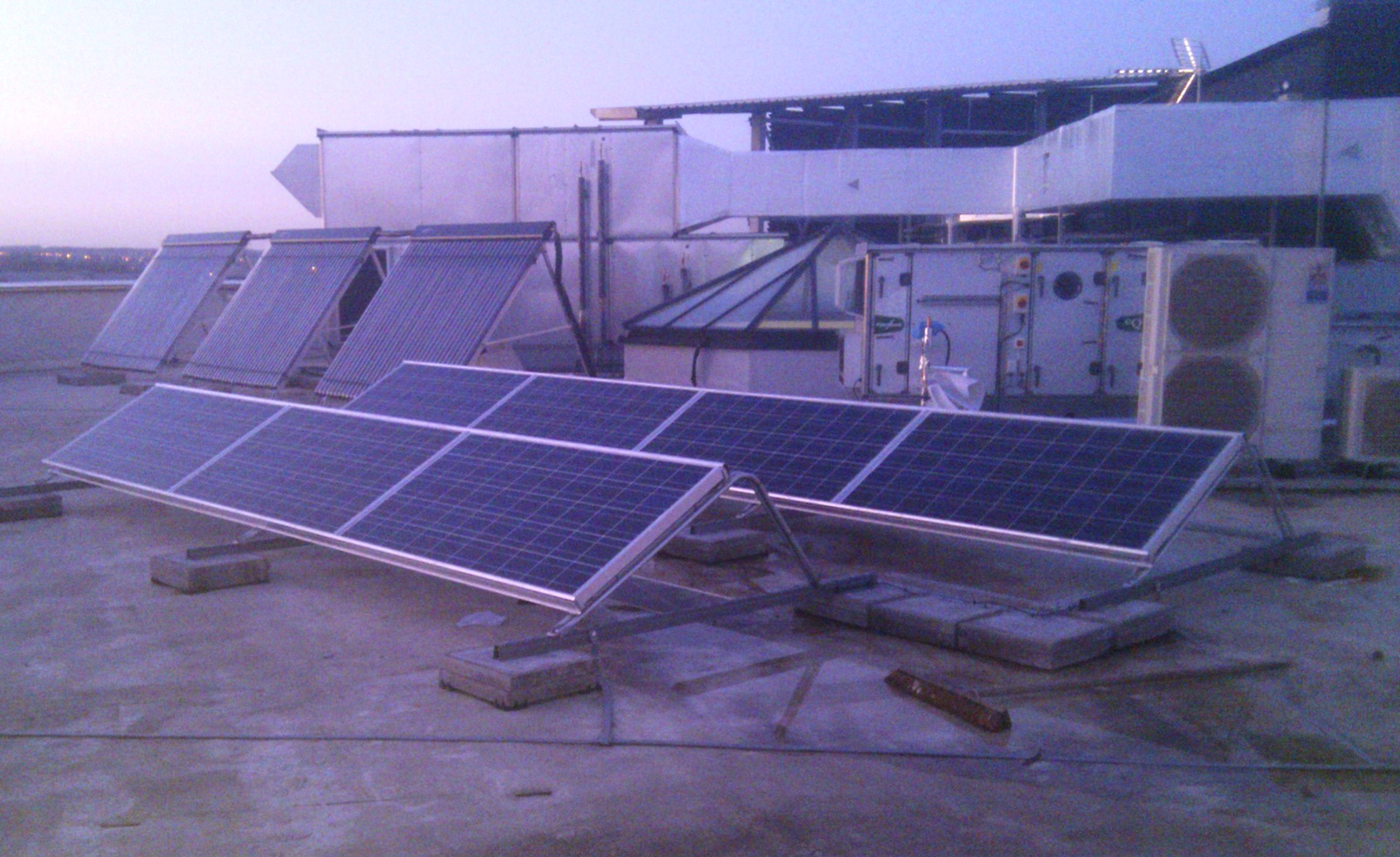 Solar Power at NHS Health Centre